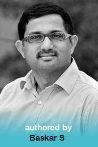 Baskar Subramanian - Co founder, Amagi Media Labs Pvt Ltd