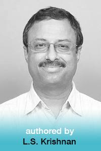 LS Krishnan, Amagi Media Labs