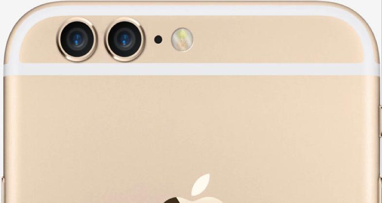 iphone dual cameras